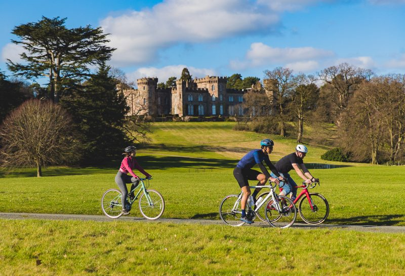 The huge lineup for the world's 'most immersive' cycling festival in Cheshire has been released, The Manc