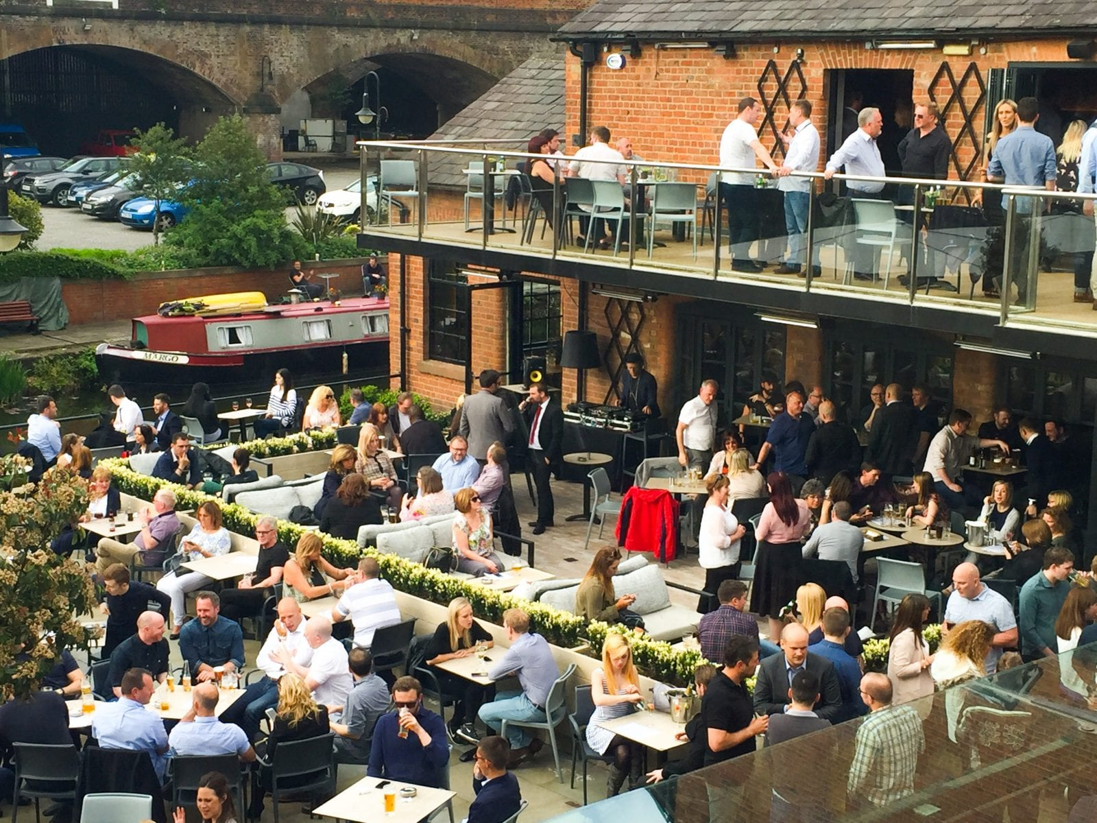 Manchester's most sunshine-soaked beer gardens to visit this weekend, The Manc