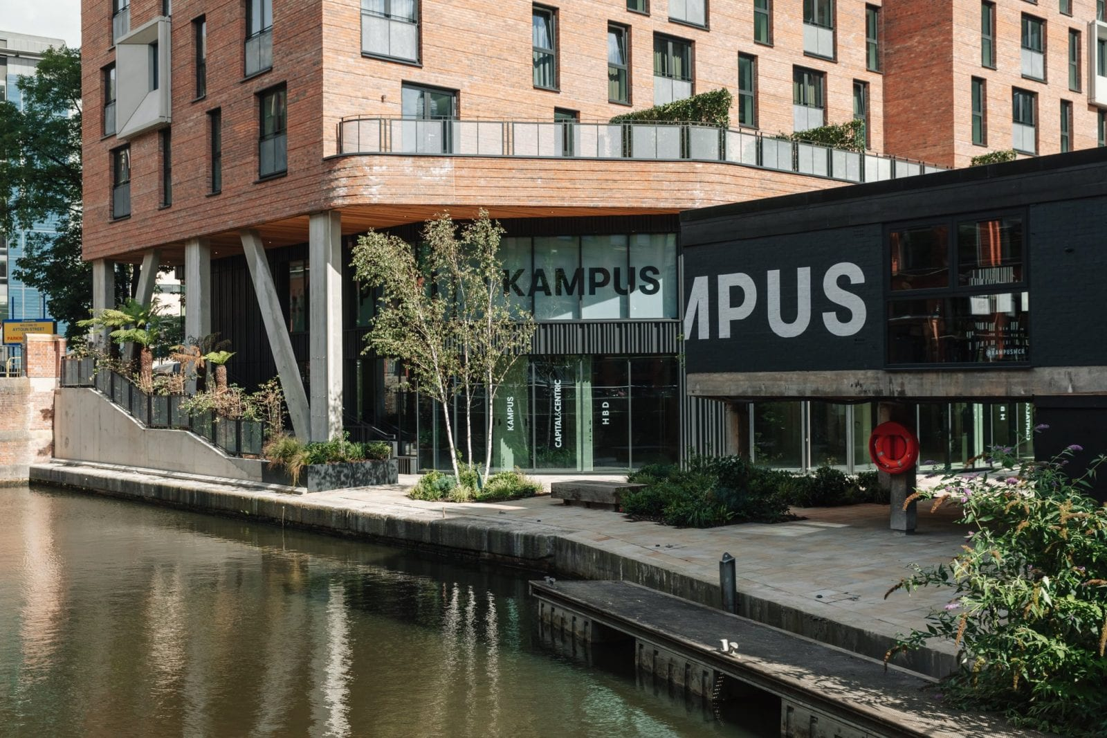 There's a Bread Flower pop-up coming to Manchester's canalside neighbourhood KAMPUS, The Manc