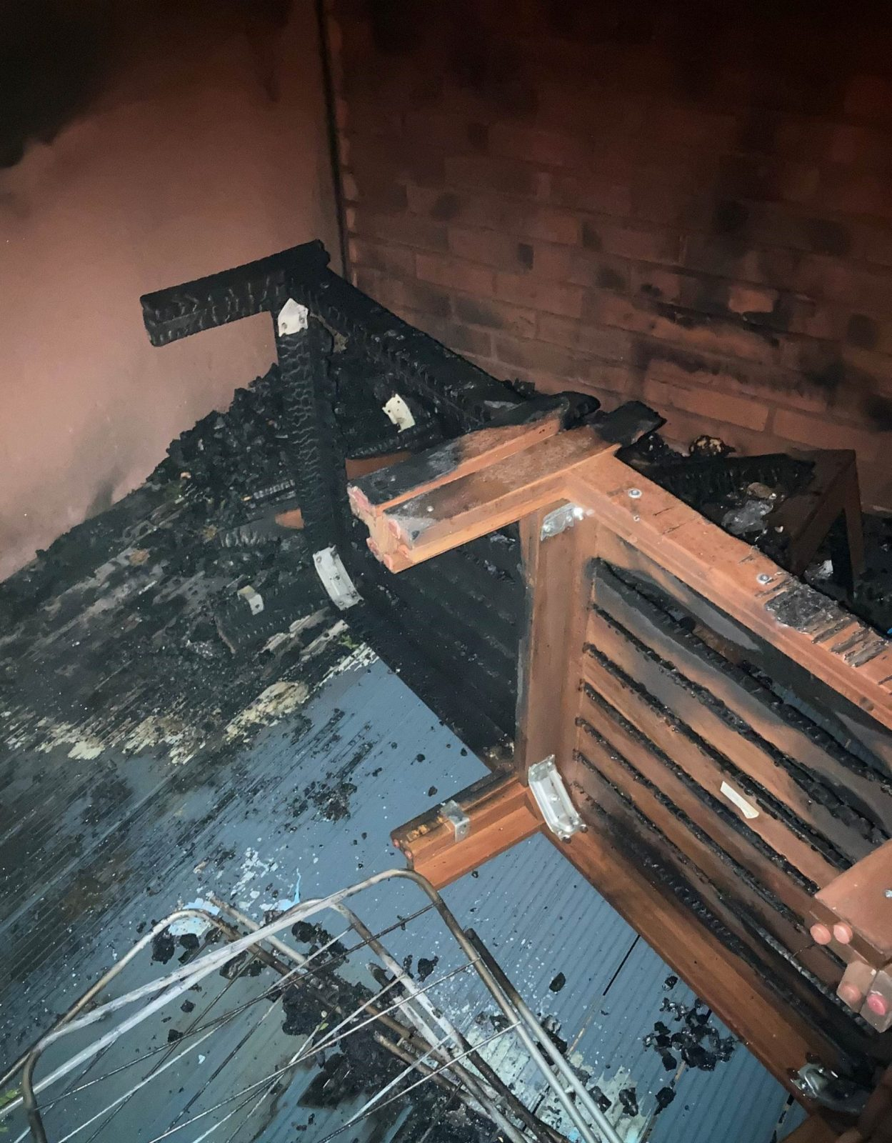 Fire service issues warning after disposable BBQ and cigarettes spark fires on Manchester balconies, The Manc