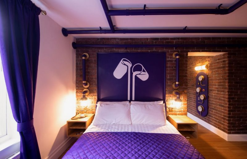 Alton Towers unveils its new Cadbury-themed room for 'chocolate lovers', The Manc