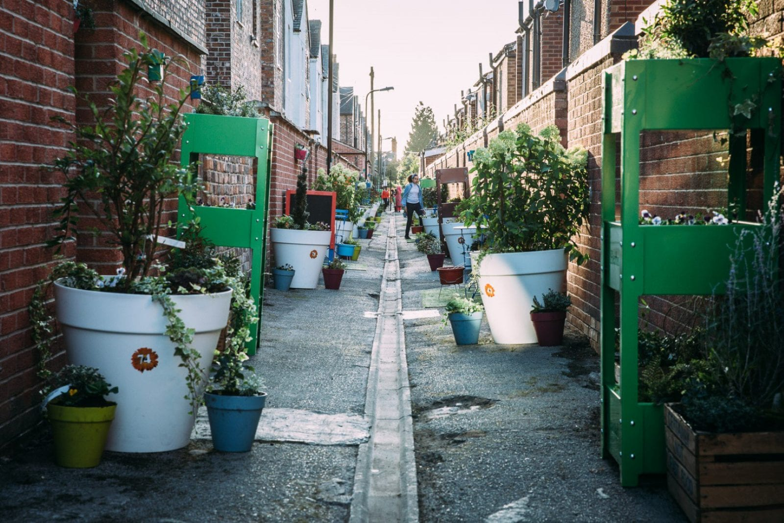 We Love MCR Charity funds new competition to transform unused areas into community green spaces, The Manc