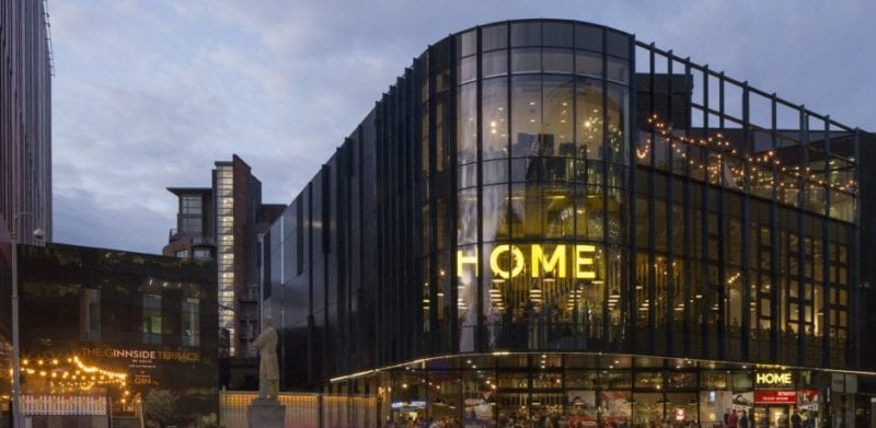 HOME announces reopening programme for May, The Manc