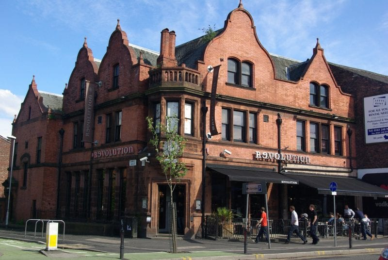 The old Revolution bar in Fallowfield is about to become a gourmet kebab spot, The Manc