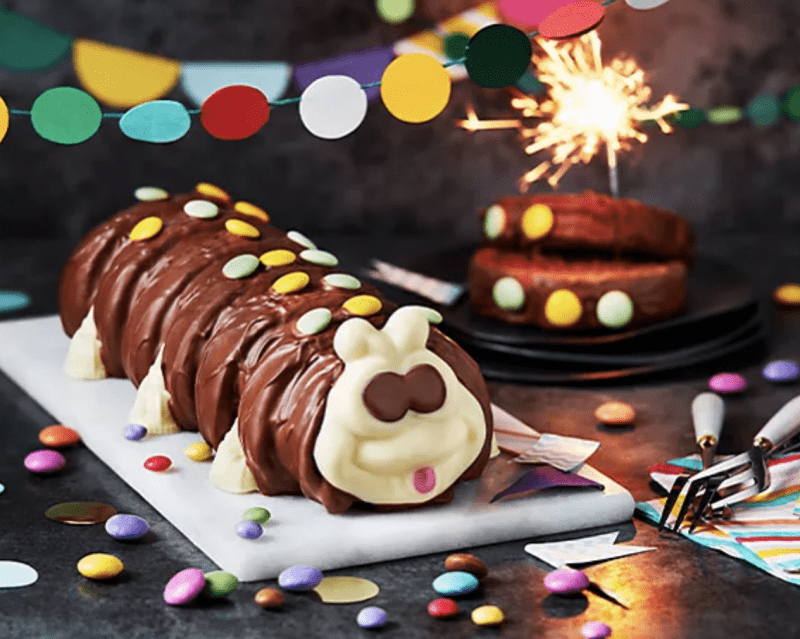 UK supermarkets join Aldi's defence of Cuthbert in viral caterpillar cake war, The Manc