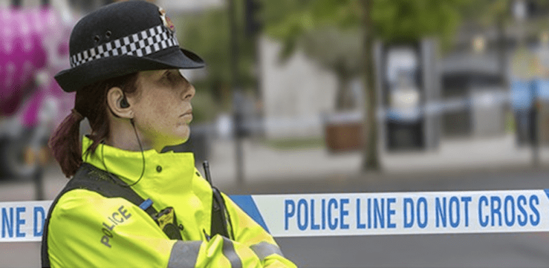 Man arrested after 40-year-old woman slashed with bottle in Piccadilly Gardens, The Manc