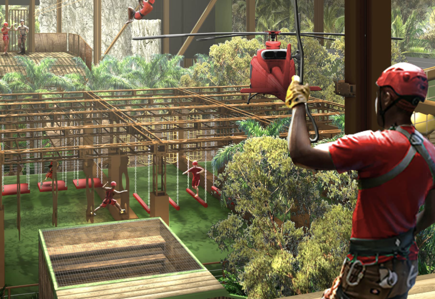 'I'm A Celebrity… Jungle Challenge' opening at Salford Quays this summer, The Manc