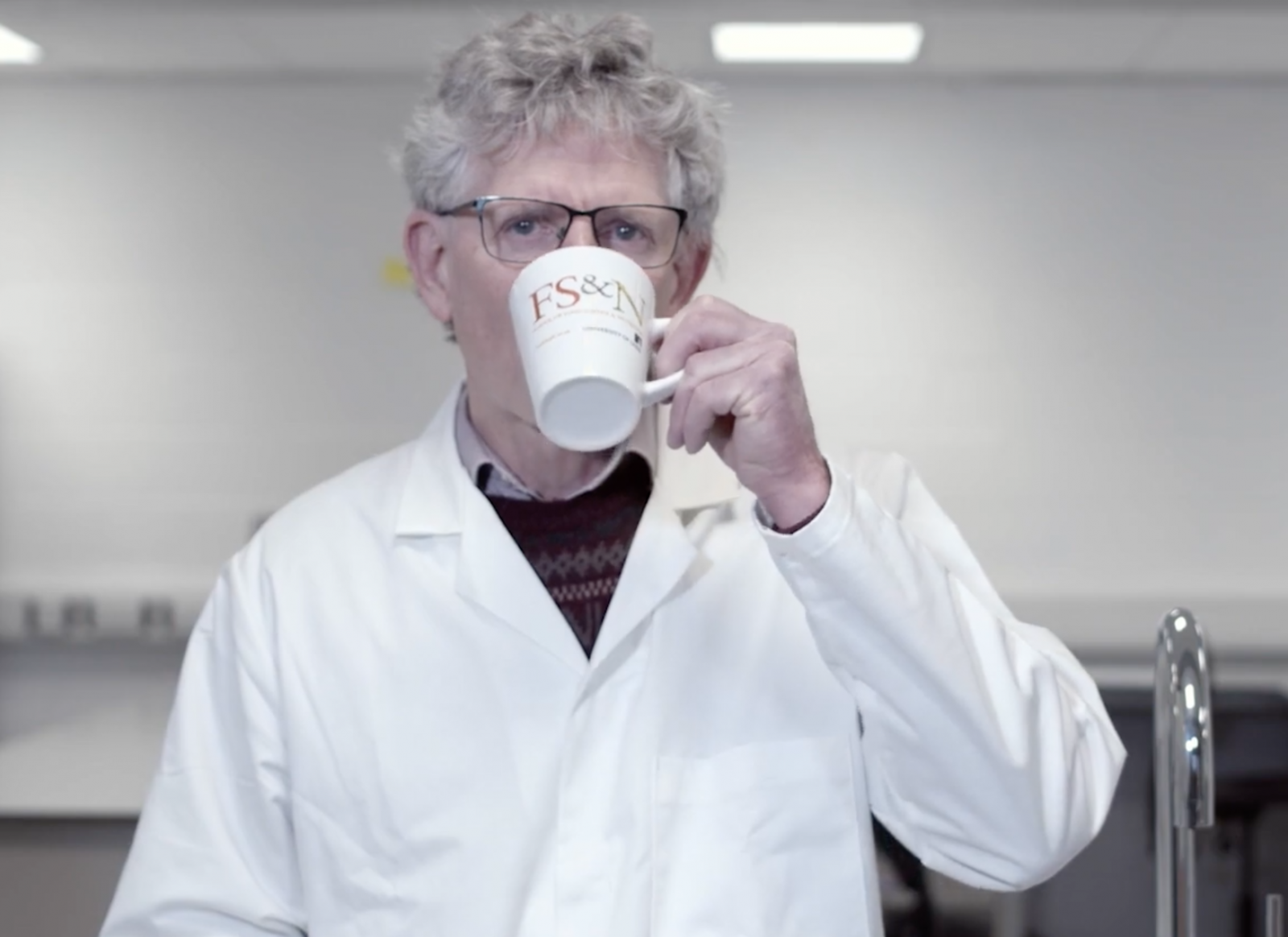 A professor has claimed that putting milk before water makes tea taste better, The Manc