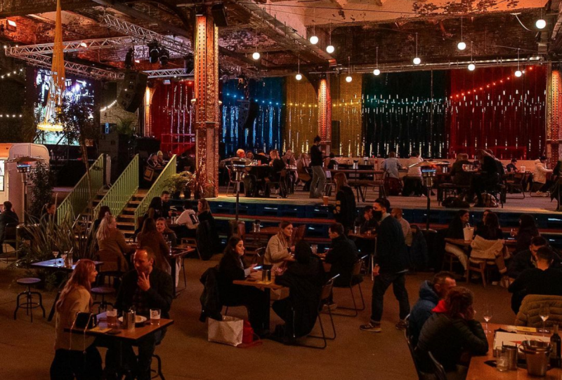 Bookings for Escape to Freight Island's highly-anticipated reopening of 'The Ticket Hall' go live tomorrow, The Manc