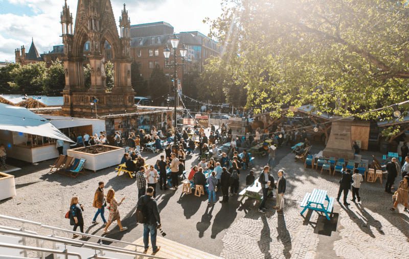 Manchester International Festival unveils 'vibrant programme' of events for 2021, The Manc