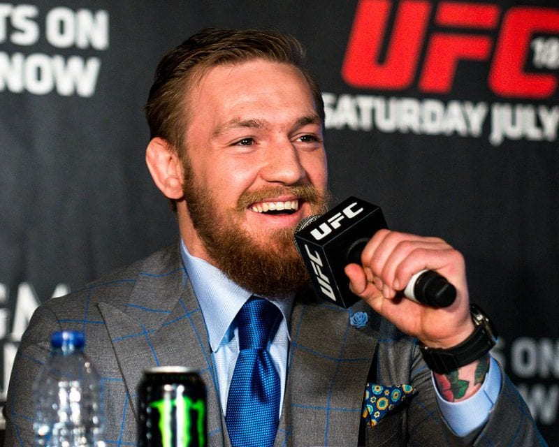 Conor McGregor says he wants to buy Manchester United, The Manc