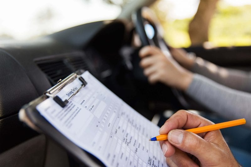 Learner drivers in Greater Manchester racked up over 21,000 major faults in driving tests last year, The Manc