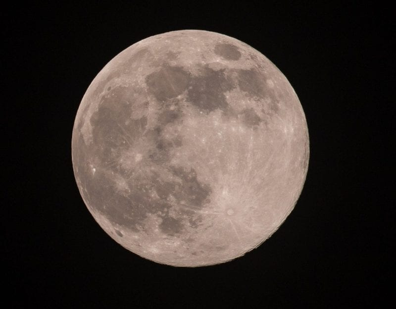 'Pink supermoon' to appear in Manchester skies this week, The Manc