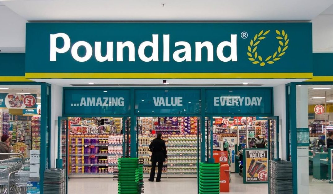 Poundland is introducing new 'free from' food sections in over 300 UK stores, The Manc