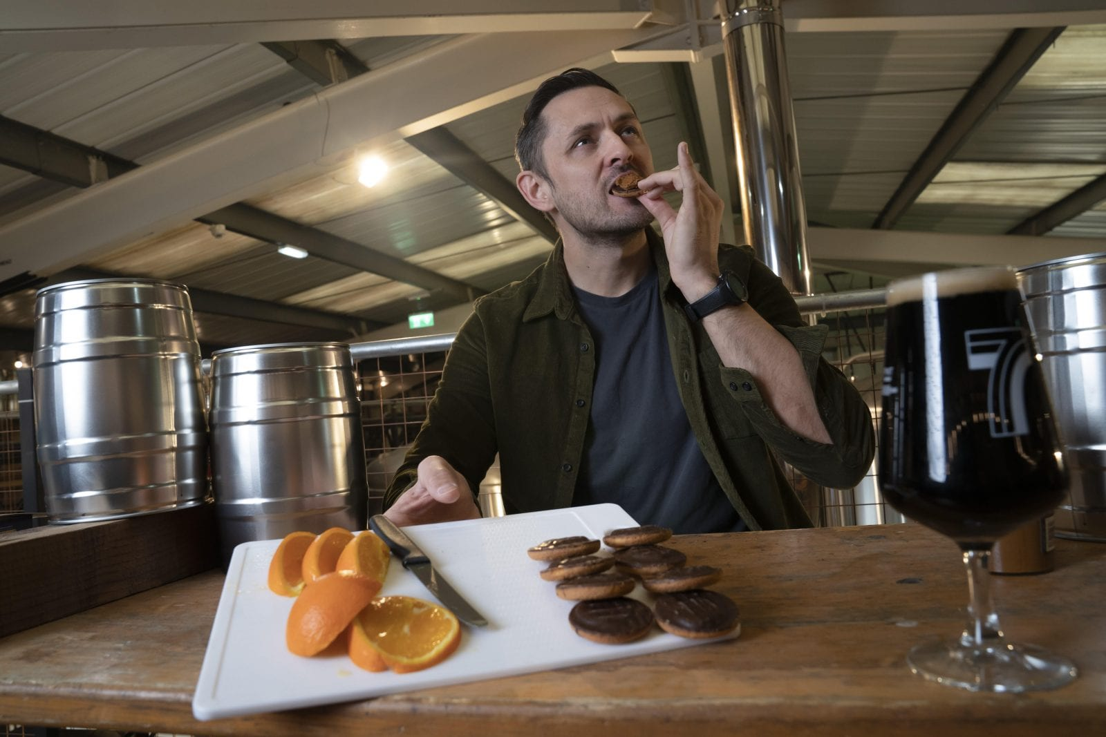 Seven Bro7hers launches 'Peanut Butter on a Jaffa Cake' beer, The Manc