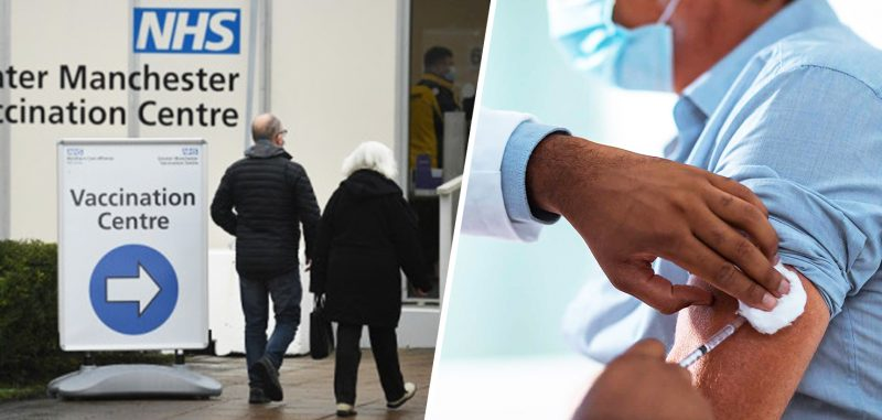 There's two walk-in COVID vaccination clinics open in central Manchester this weekend, The Manc