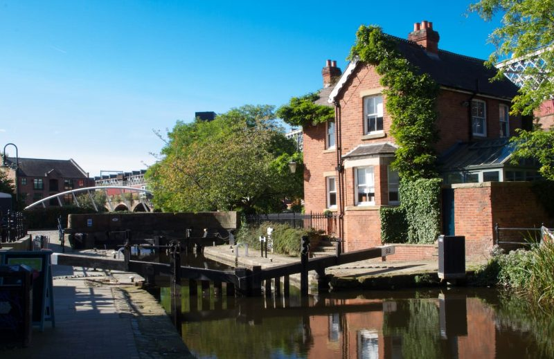 You can stay at this famous cottage by the canal in Castlefield, The Manc