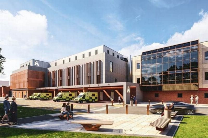Manchester Royal Infirmary set for £40m transformation, The Manc