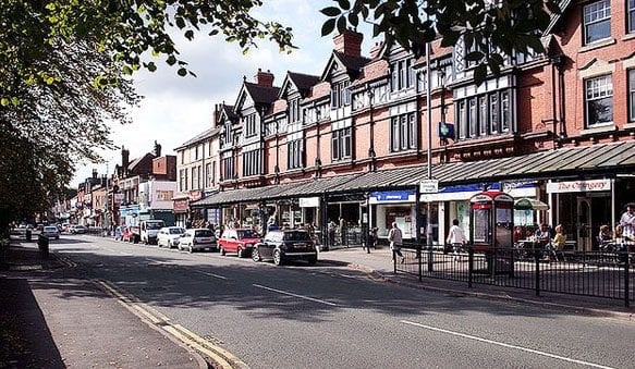 Five Greater Manchester suburbs are now in the 'most popular' property hotspots in the UK, The Manc
