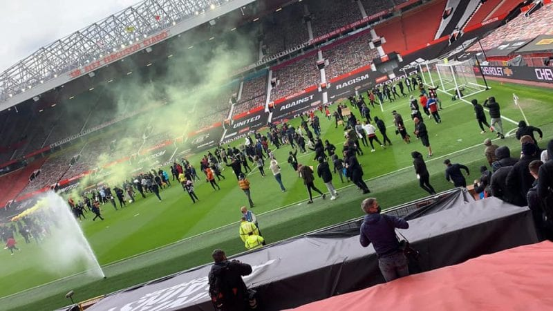 Fallout continues following 'violent disorder' at Man Utd protests over weekend, The Manc