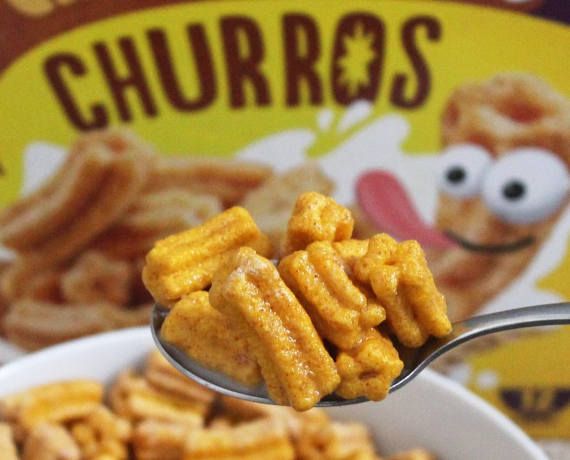 People are going mad for new Curiously Cinnamon cereal that's shaped like churros, The Manc