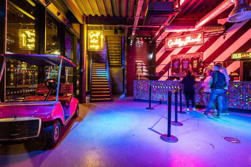 Junkyard Golf Club is reopening  on May 17 and are now taking bookings, The Manc