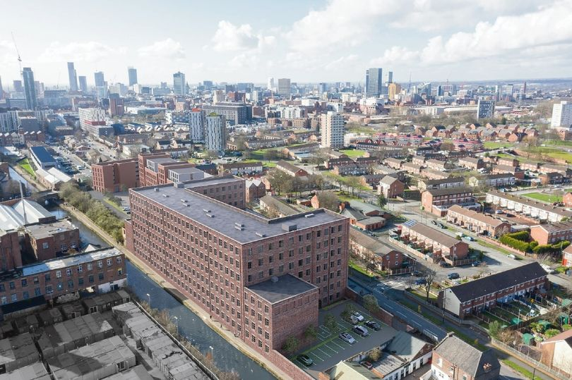 This Ancoats mill could soon turn into 300 canalside flats and houses, The Manc