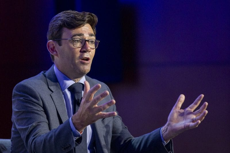 Andy Burnham claims local lockdowns 'will not work' in fight against virus, The Manc
