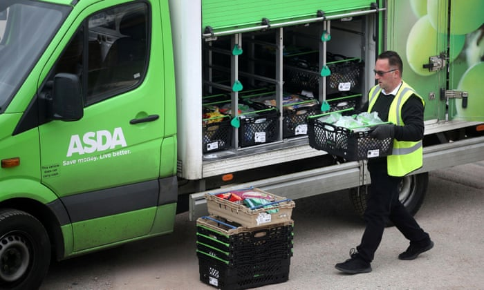ASDA reveals new home delivery system that requires a 'secret code', The Manc