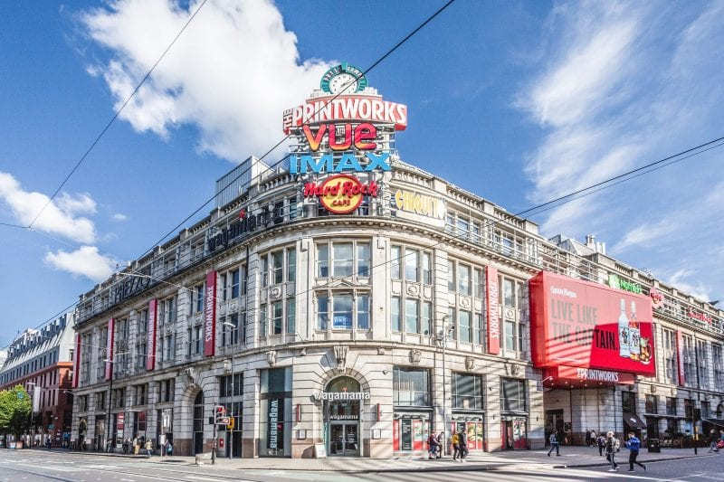Printworks lays out reopening plan for May 17, The Manc