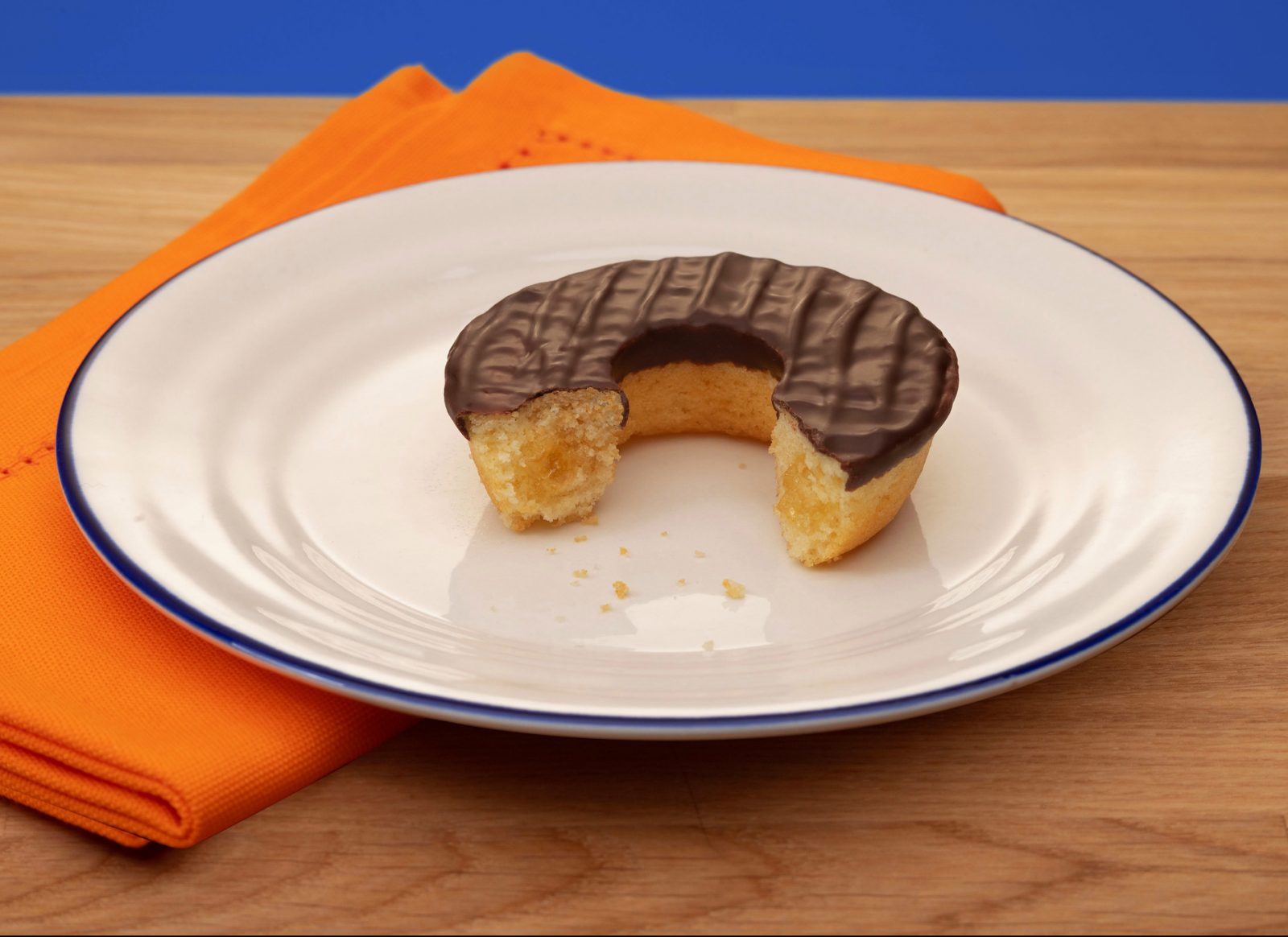 McVitie's is launching a new 'fusion' between Jaffa Cakes and doughnuts – and they're only 60p, The Manc