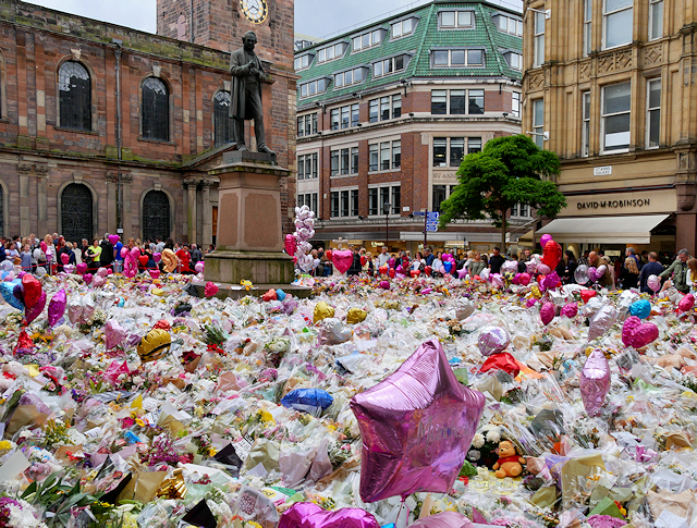 ITV to air documentary on Manchester Arena attack, The Manc
