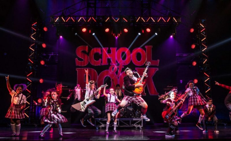 Smash-hit musical School of Rock is coming to Manchester on its first ever UK tour, The Manc