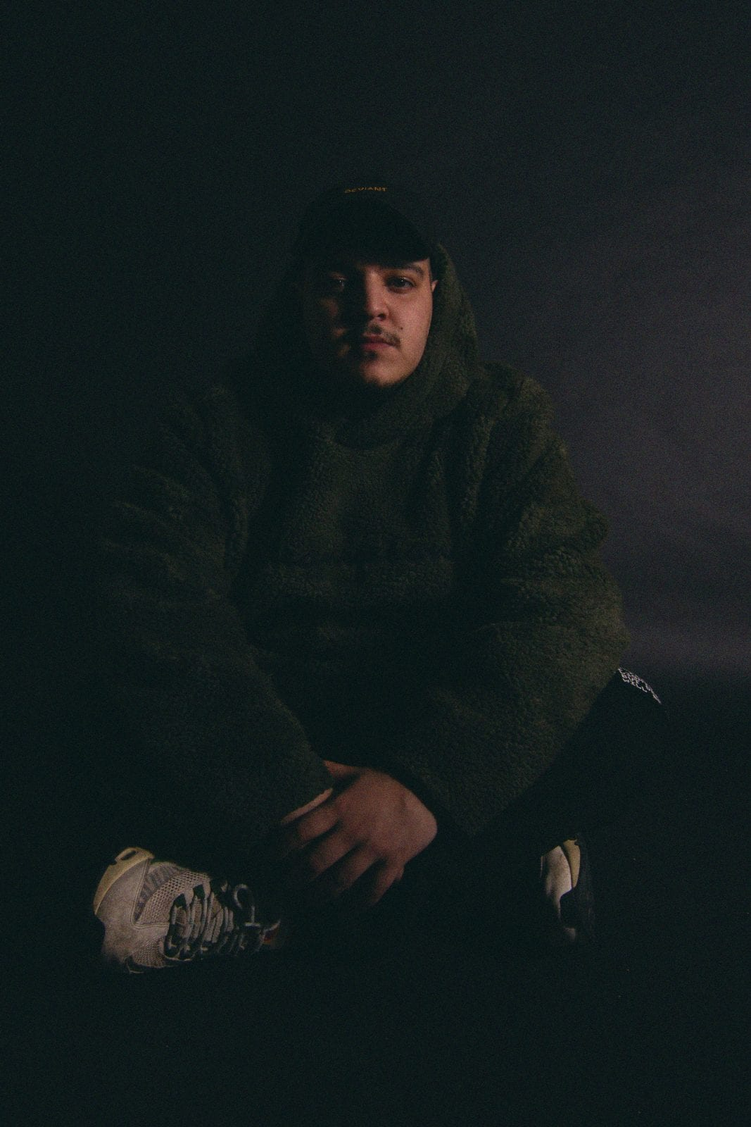 The Manchester producer at the top of the drum and bass game, The Manc