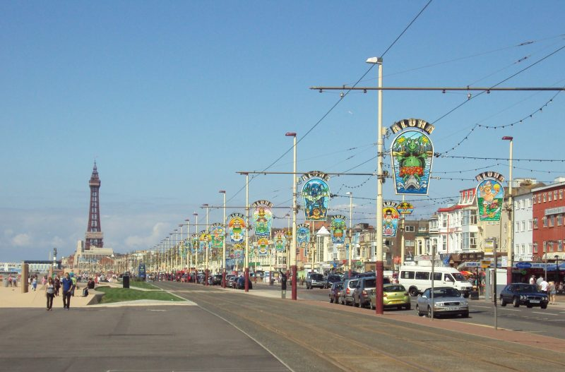 Blackpool to close down strip clubs to make town more 'family friendly', The Manc