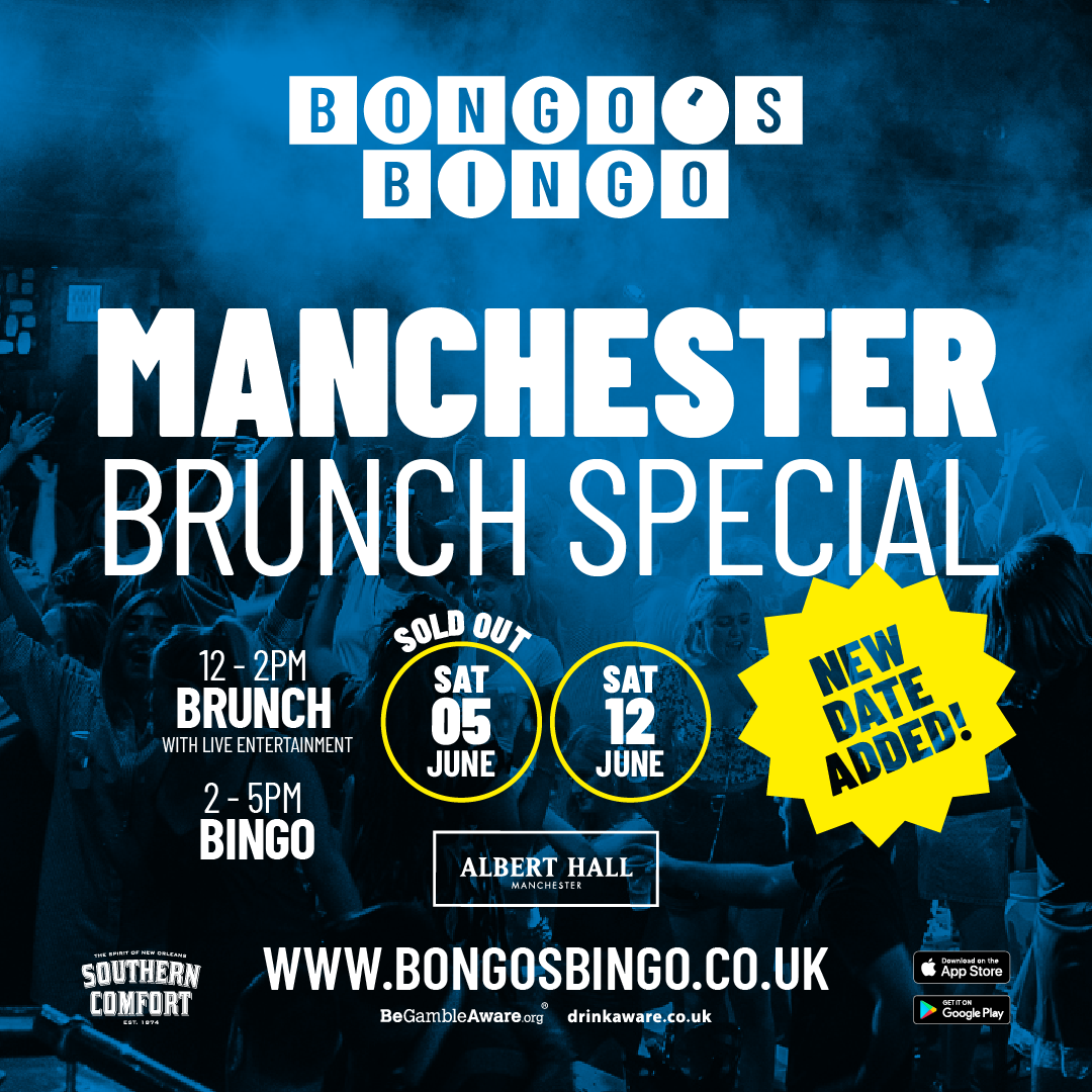 New date added to sold-out Bongo's Bingo 'brunch special' in Manchester next month, The Manc