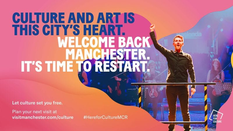Venues welcome back Manchester with major reopening campaign, The Manc