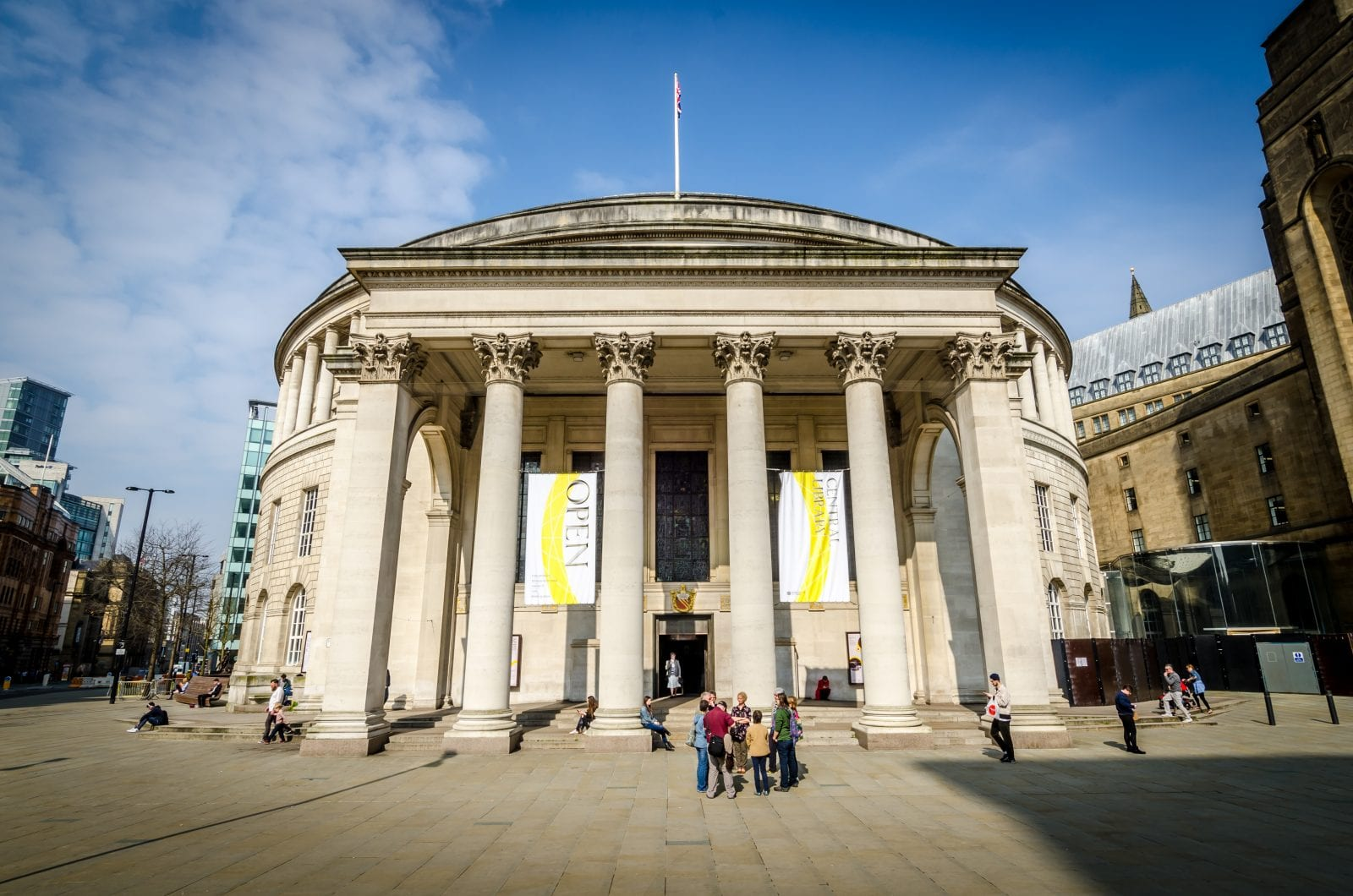 Manchester's first ever Festival of Libraries programme revealed, The Manc
