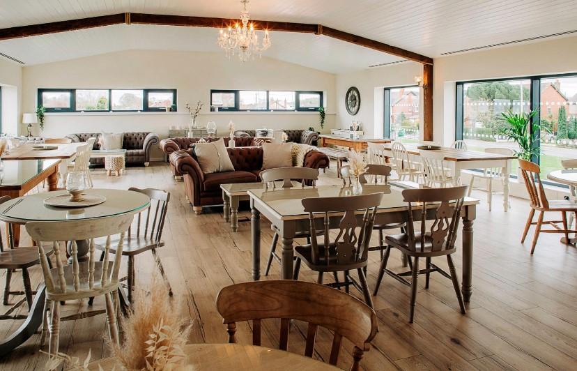 Idyllic Eden Tearoom to open its doors on May 17, The Manc