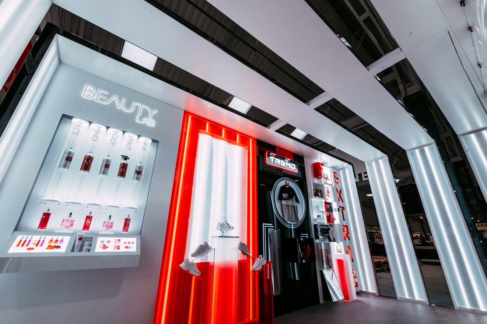 Stockport acrylics company launches immersive popup concept store, The Manc
