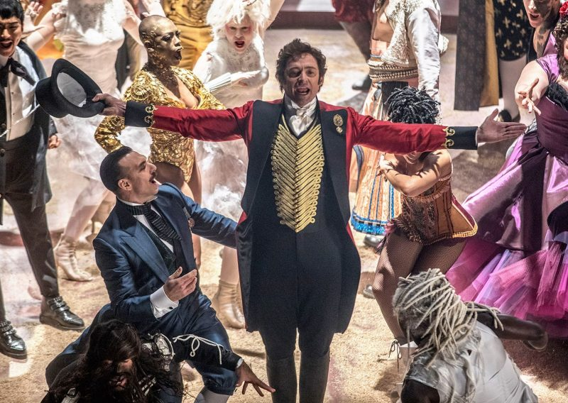 A bottomless Greatest Showman-themed 'singing cinema' is coming to Manchester this summer, The Manc