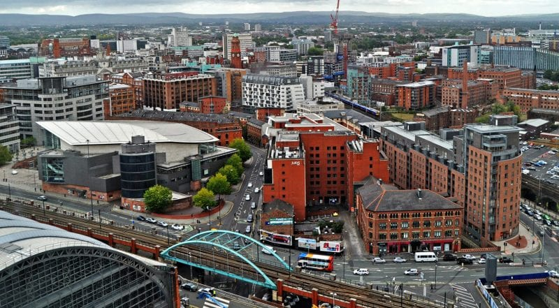 'Support package' announced for Greater Manchester to tackle rise in COVID cases, The Manc