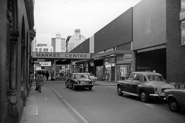 Remembering when Manchester Arndale had an eclectic underground market, The Manc