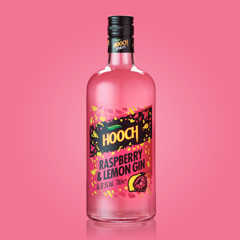 Hooch announces release of flavoured gin and rum bottles, The Manc