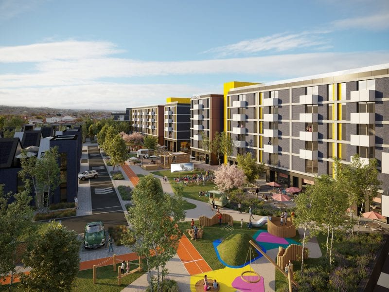 First look at Rochdale's new 'neighbourhood' concept as public consultation launches, The Manc