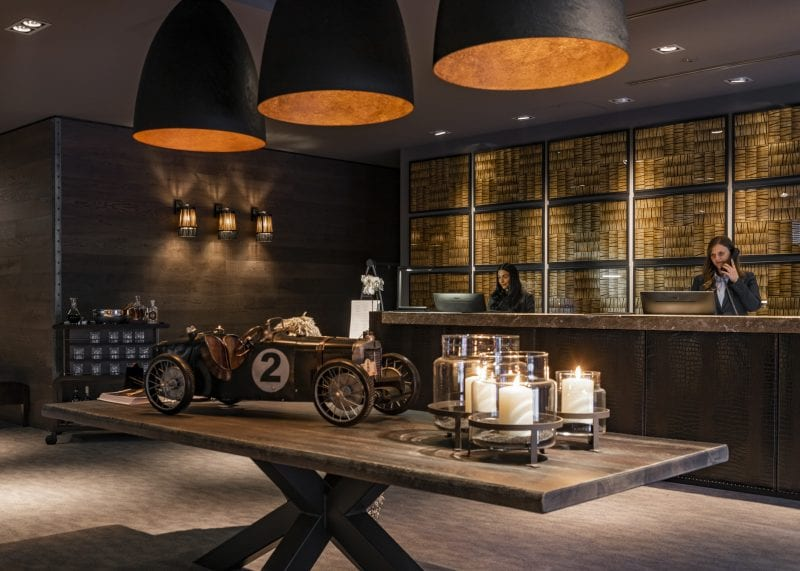 Dakota has been named one of the best hotels in the UK, The Manc