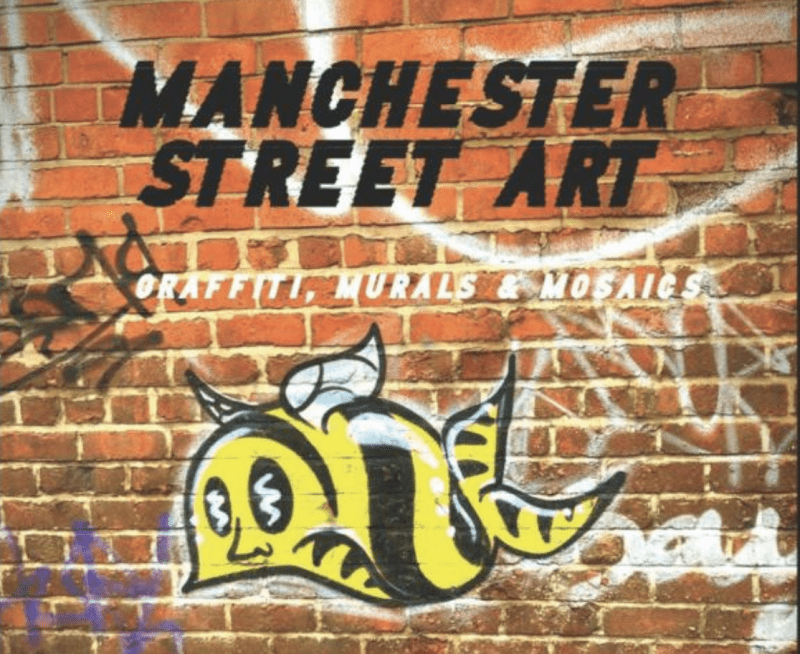 Manchester's street art scene gets its own book, The Manc