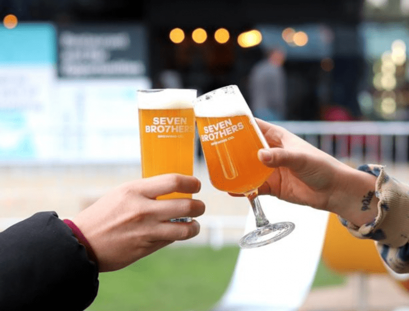 Award-winning Salford brewery Seven Bro7hers to open new bar in MediaCity, The Manc