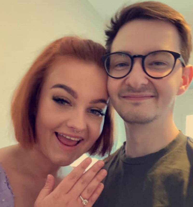 Boyfriend's proposal for student nurse girlfriend who survived Manchester Arena attack goes viral, The Manc