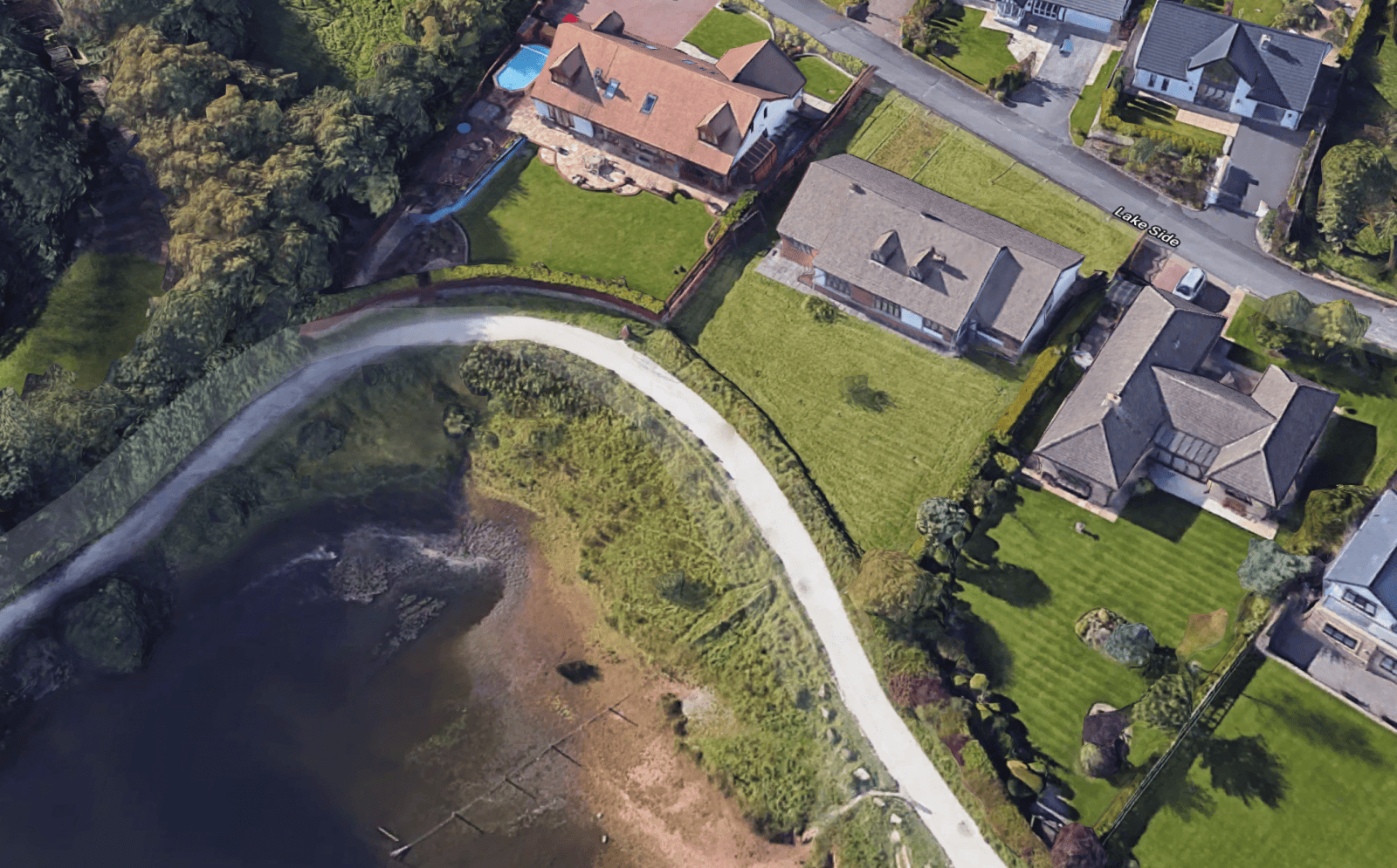 The famous empty home next to Hollingworth Lake could soon be demolished, The Manc